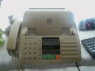 Fax Machine by Sharp / phone too
