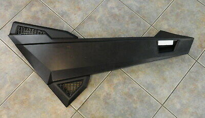 New Genuine Atv Arctic Cat Wildcat Panel Door W/O Decal Right Black 4403-324