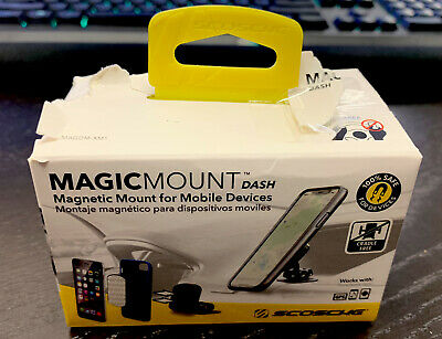 MAGDM MagicMount Universal Magnetic Phone/GPS Mount for the Car, Home or Office