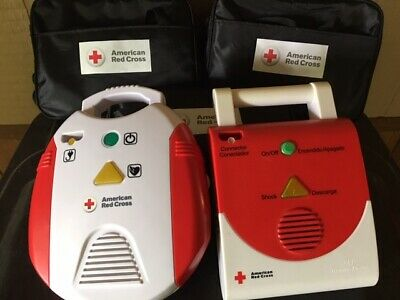 American Red Cross AED Trainer w Metronome w Carry case