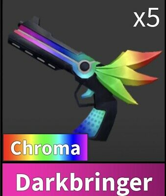 Roblox MM2 Chroma Dark Bringer