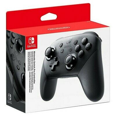 Nintendo Switch Pro Controller Official NEW FREE P&P