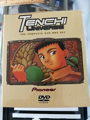 Tenchi Universe  anime series DVDs