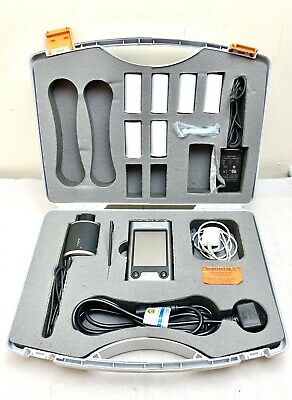 CAREFUSION MICRO LOOP COLOUR LCD TOUCHSCREEN SPIROMETER + SpO2 OXIMETRY MICROLAB