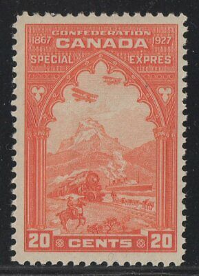 E3 Special Delivery Canada mint never hinged well centered