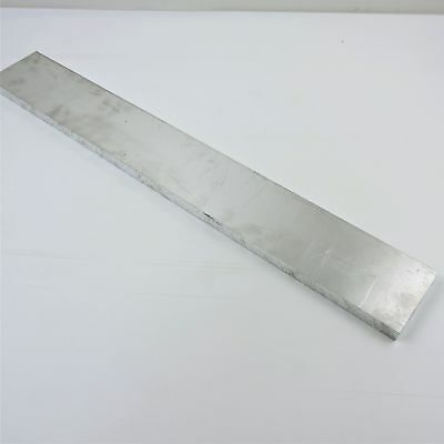 """1"""" thick 6061 Aluminum PLATE  4.5"""" x 32"""" Long Solid Flat Stock sku 105841"""