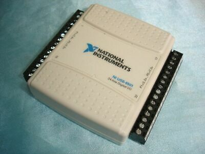 National Instruments NI USB-6501 24 Line Digital I/O Module