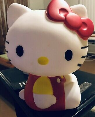 Sanrio Hello Kitty Plastic Bank