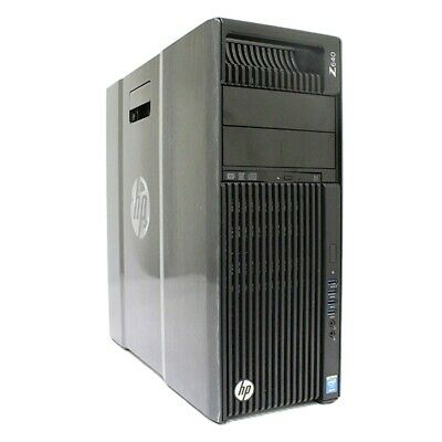 HP Z640 Workstation 2 Xeon E5-2637 v3 3.5GHz - 32GB RAM - 2TB HDD