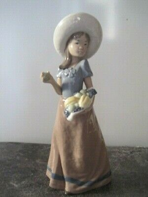 LLADRO NAO 1293 Young Spring Retired! Mint Condition! L@@K! 1293