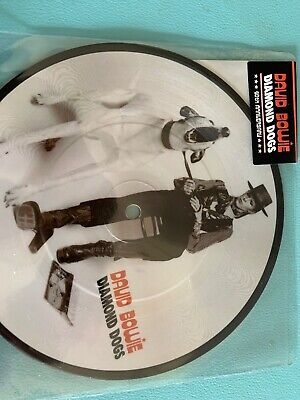 david bowie 40th anniversary picture disc Diamond Dogs - Classic