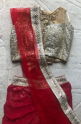 X5 Bollywood/Indian Dance Costumes. Size XS/S