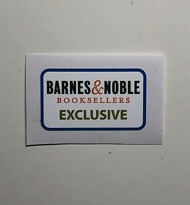 Barnes & Noble Sticker Funko Pop Remplazo