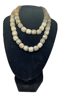 Mammoth Bead Necklace