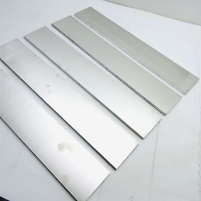 ".25"" thick 6061 Aluminum PLATE  4.9375"" x 22.5"" Long QTY 5  Stock sku 137009"