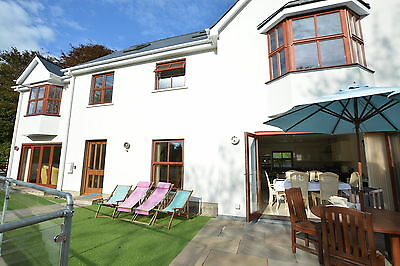 Whitsun 2021 May holiday at a 5 Star , 6 Bedroom, Luxury house in Pembrokeshire