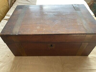 Antique Writing Slope To Restore