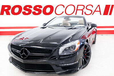 2013 Mercedes-Benz SL-Class SL63 AMG 2013 Mercedes-Benz SL63 AMG CUSTOM ($167K MSRP)