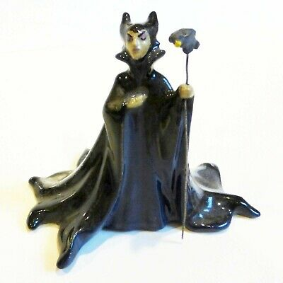 Hagen-Renaker Disney Sleeping Beauty Maleficient, HTF Miniature, #5092; Very HTF