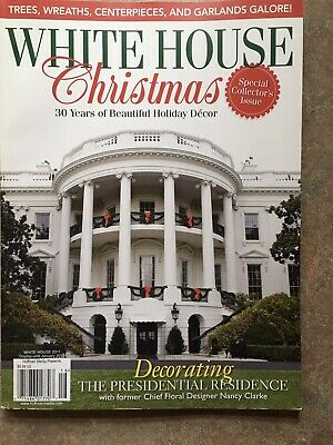 White House Christmas Special Collector's Edition 2011