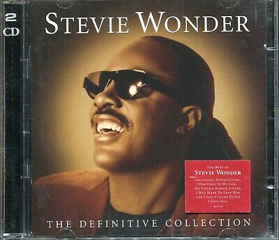 Stevie Wonder / The Definitive Collection - 2CD.