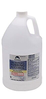 Isopropyl alcohol 70%  1 gallon MADE IN U.S.A. SANITIZER  QUALITY ONE 👌product