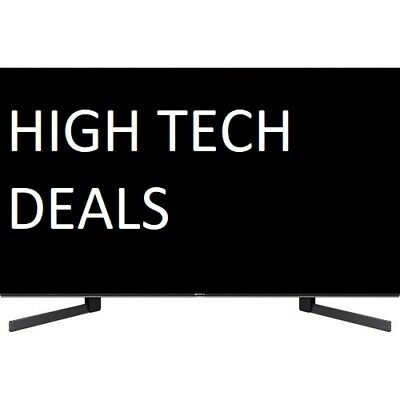 """Sony 49"""" X950H Series 4K UHD HDR Full Array LED Android Smart TV with Google Ass"""