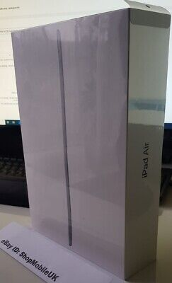 SEALED Apple iPad Air 2019 64GB Wi-Fi 10.5 in UK SPEC 3rd Gen GREY NEW L@@K