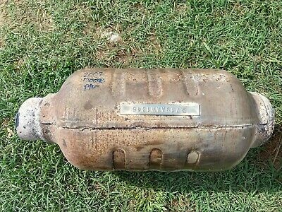 SCRAP CATALYTIC CONVERTER OEM . Chrysler full no rattles