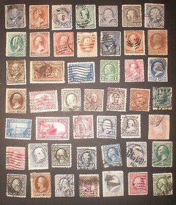 Small lot #4 United States used
