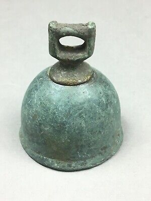 Ancient Celtic Bronze Bell 5 - 4 centuries  BC.