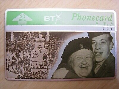 BT The Time of Our Lives Phonecard Number 2