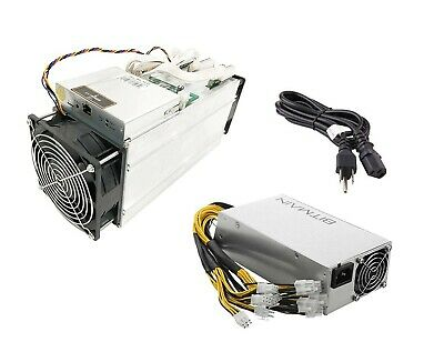 Antminer S9i 14.0TH/s model Bitcoin Miner Used Climate Controlled w/PSU