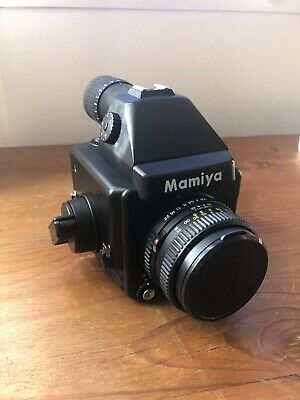 Mamiya 645 E 120 Film Medium Format Camera With 80mm F/2.8 N Lens