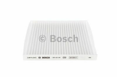 Pollen / Cabin Filter fits NISSAN NOTE E12 1.5D 2013 on K9K892 Genuine Bosch New