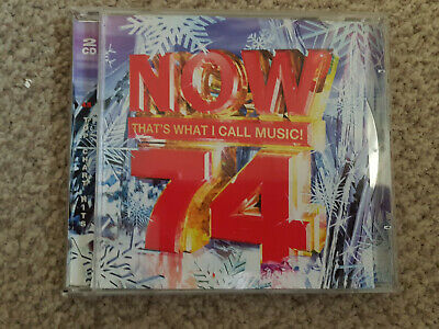 Now Thats What I Call Music 74 CD - Fast and Free UK shipping