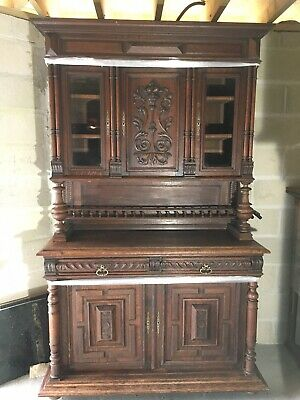 Antique french dresser used