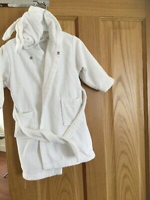Jojo maman Bebe dressing gown age 18/24 months