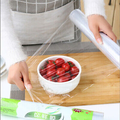 Cling Film Catering Keep Food Fresh  Wrap Kitchen
