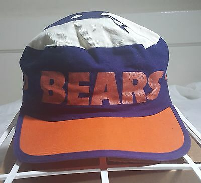 Vintage Chicago Bears Official Licensed Product Painters Hat