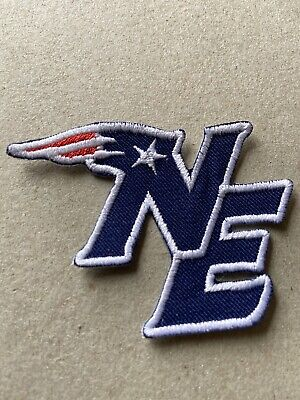 🇨🇦 NFL New England Patriots Embroidered Patch  Sew On/stick On /new 🇨🇦 #1