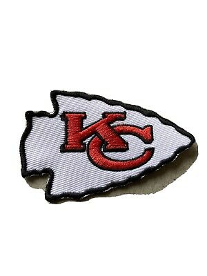 🇨🇦 NFL Kansas City Chiefs Embroidered Patch  Sew On/stick On /new 🇨🇦