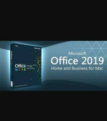 Office Home for MAC Download  - fast delivery