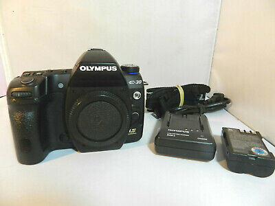 Olympus E-30 Digital Camera (Body Only) - Shutter Count:20,851 #MAP4751
