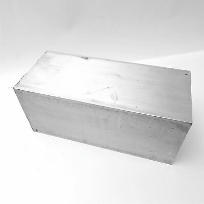 "5"" x 5"" Aluminum  6061 SQUARE Solid  FLAT BAR 12.5"" Long  sku 199349"