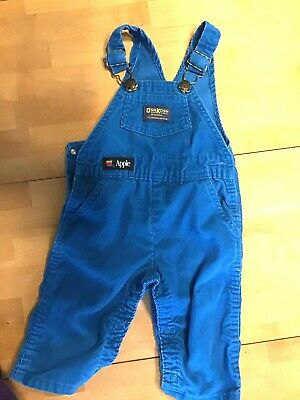 Apple Computer 12 Month Overalls - From 1980s