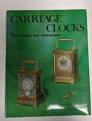 CARRIAGE CLOCKS book by Charles Allix Grand Sonnerie, Repeater, Petite clock etc