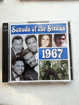 Time Life Sounds Of The Sixties 1967 Double CD Album