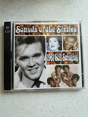 TIMELIFE - SOUNDS OF THE SIXTIES - 1961 - STILL SWINGING cdx2