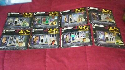 Buffy the Vampire Slayer Palz Series 1 Lot of 8